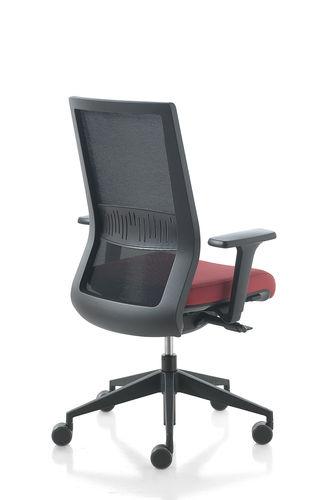 contemporary office armchair - KASTEL srl