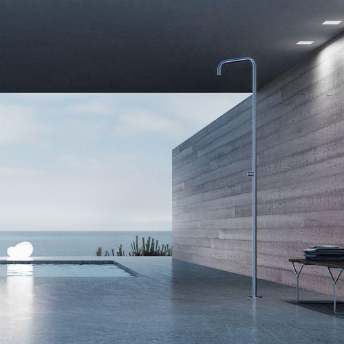 commercial shower column