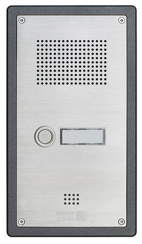 stainless steel door station - Telecom Behnke GmbH