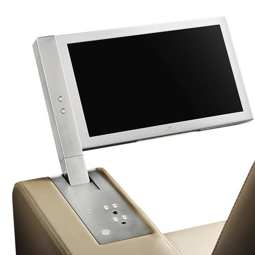 fixed touch screen / motorized