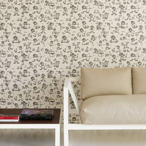traditional wallpaper - Equipo DRT