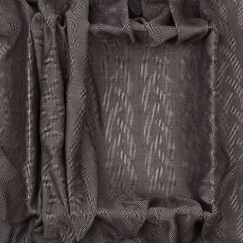 curtain fabric / patterned / Trevira CS® / transparent