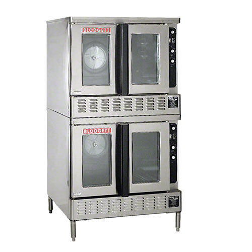 commercial oven / gas / free-standing / convection