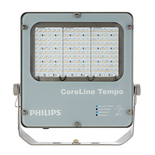 IP65 floodlight / LED / for public buildings / for parking lots