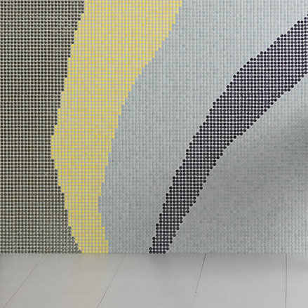 indoor mosaic tile