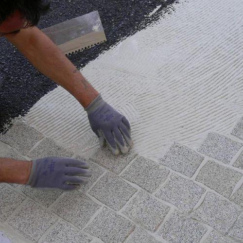 assembly adhesive mortar