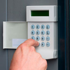 anti-intrusion alarm