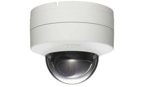 IP security camera / PTZ / dome / ceiling-mounted