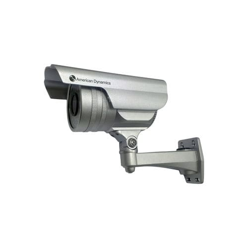 CCD security camera