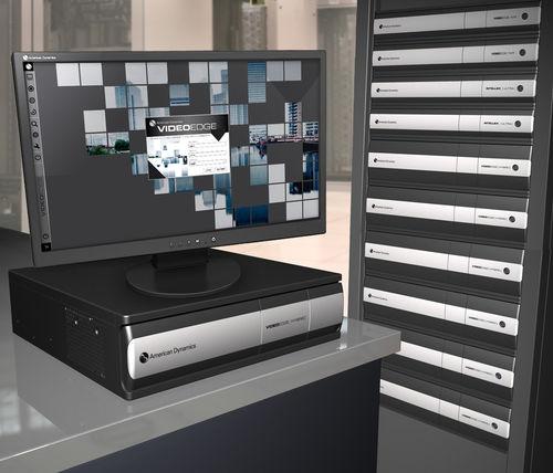 remote monitoring video recorder / digital / IP