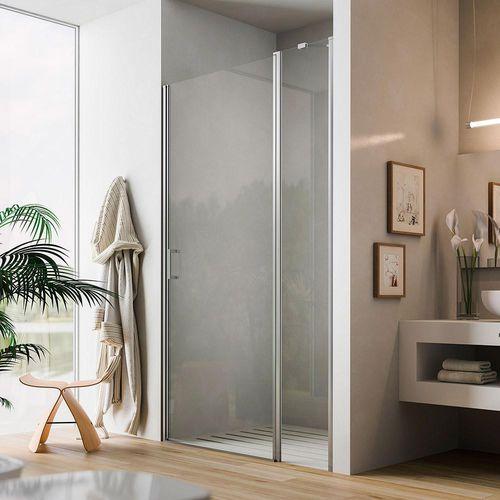 swing shower screen