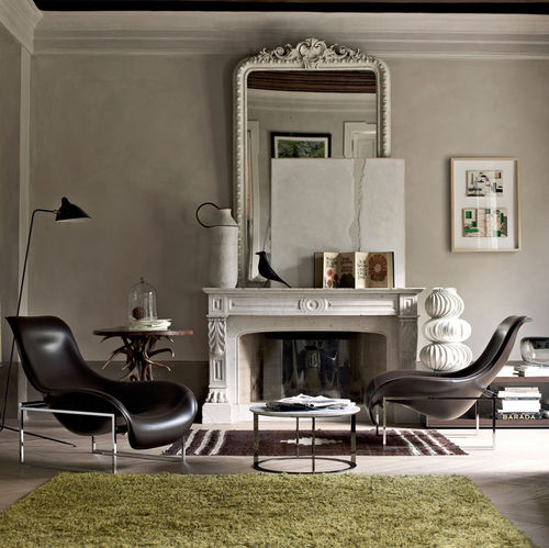 contemporary armchair - B&B Italia