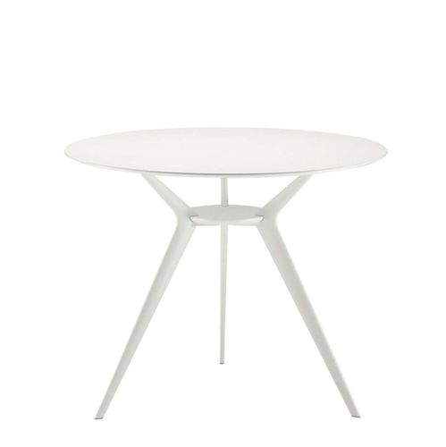 contemporary dining table / oak / MDF / plywood