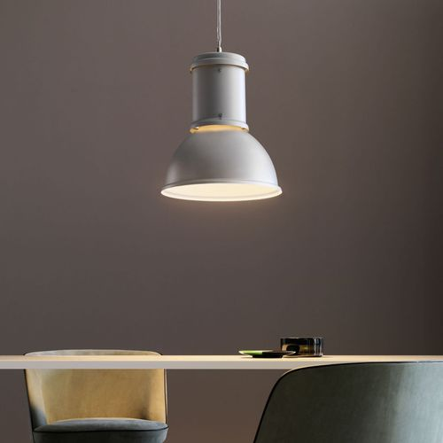 pendant lamp / contemporary / aluminum / halogen