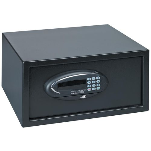 smart card safe / free-standing / for hotel rooms