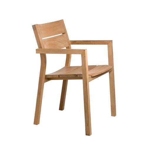 contemporary chair - TRIBÙ