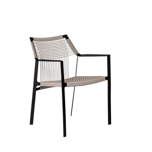contemporary dining chair - TRIBÙ