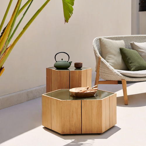 contemporary coffee table - TRIBÙ