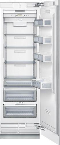 internal freezer compartment refrigerator-freezer