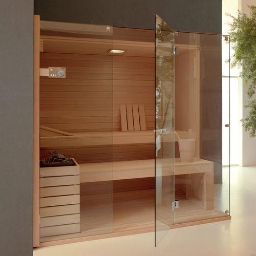 home sauna / wooden
