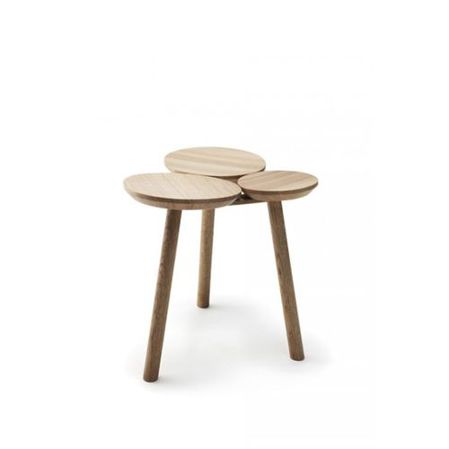 original design stool / oak / elm
