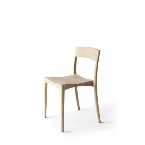 contemporary chair / ash