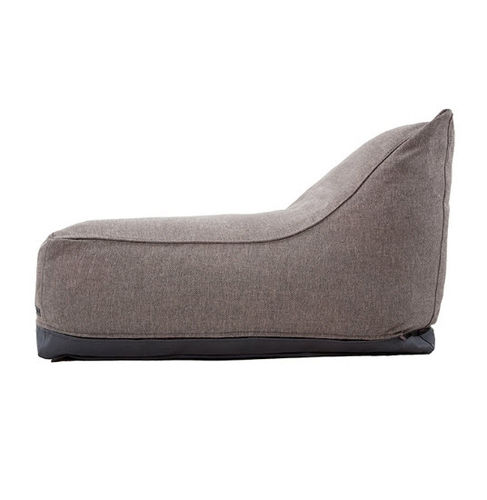 contemporary sun lounger / fabric / 100% recyclable