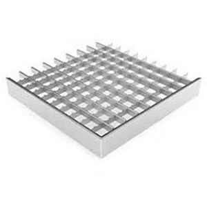 galvanized steel grating / stainless steel / steel / composite