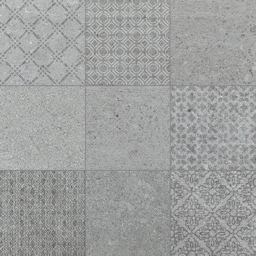 indoor tile / wall / ceramic / square
