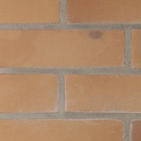 clinker cladding brick / for facade / smooth / decorative