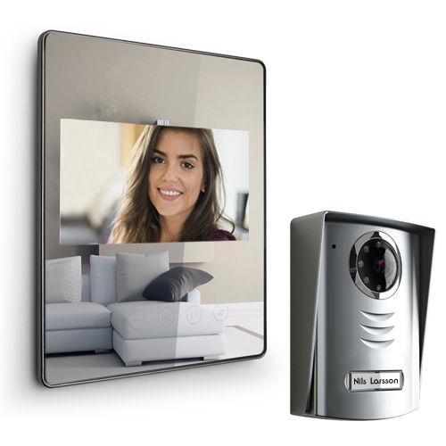 white video intercom system