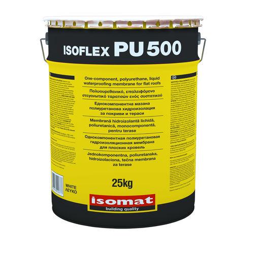 flat roof liquid waterproofing - ISOMAT S.A.