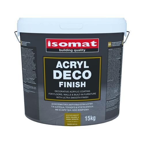 decorative coating - ISOMAT S.A.
