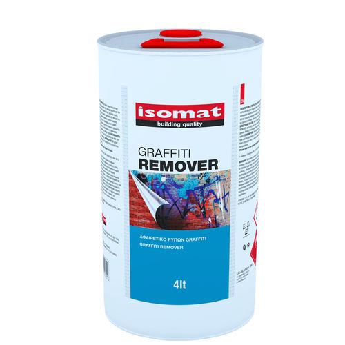 concrete paint remover - ISOMAT S.A.