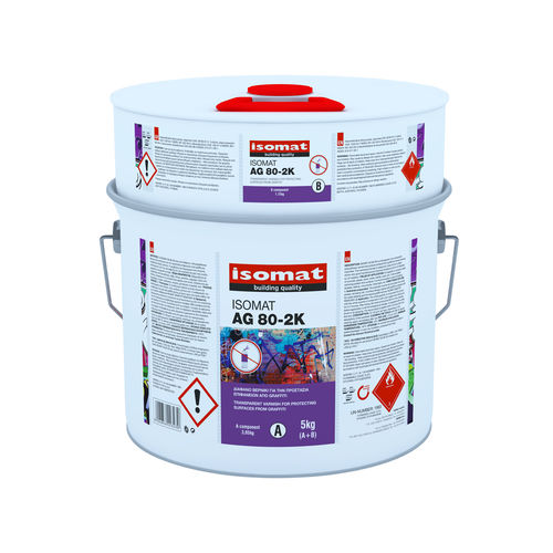 sealing varnish - ISOMAT S.A.