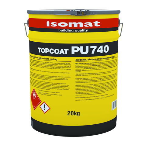 protective coating - ISOMAT S.A.