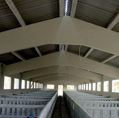 reinforced concrete portal frame