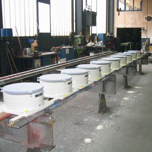 structural bearing pad - Mageba