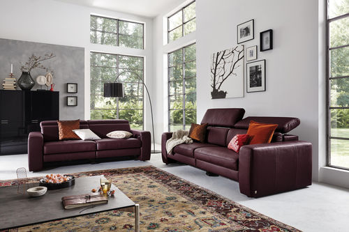 Modular Sofa Mr 4850 Musterring Contemporary Fabric Leather