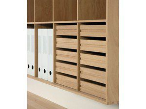 Tall Filing Cabinet Wall Mounted Wooden Contemporary