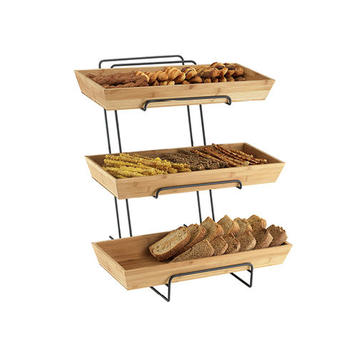 countertop display rack