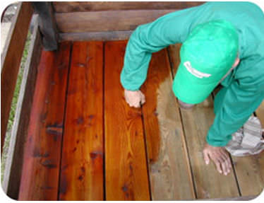 wood preservation protective treatment