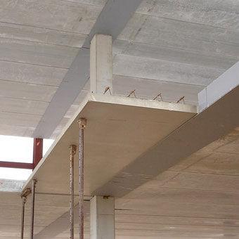 concrete pre-slab / prestressed