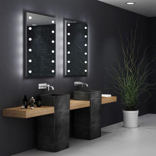 wall-mounted mirror - CANTONI