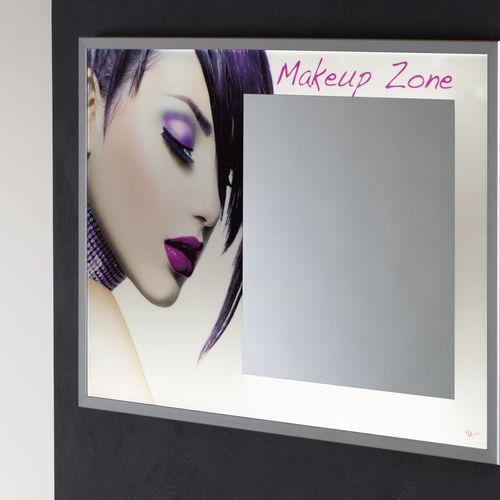 wall-mounted display panel / indoor / luminous / LED