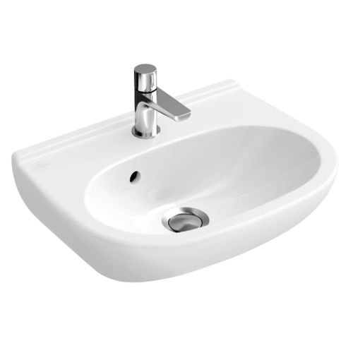 wall-mounted hand basin