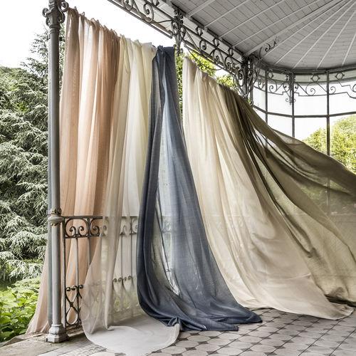 curtain fabric / plain / Trevira CS® / PES