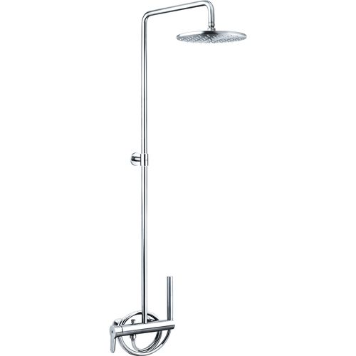 pool outdoor shower / for water parks / stainless steel / commercial
