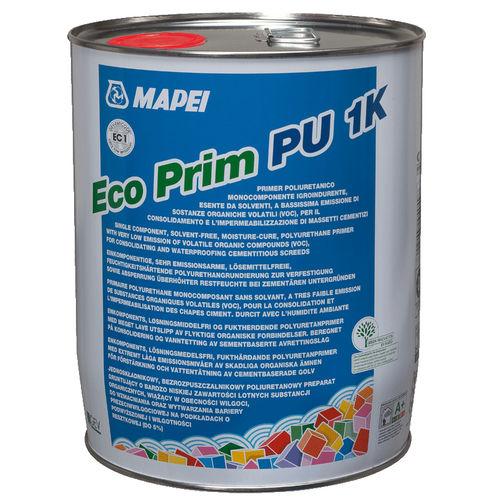 polyurethane primer / for cement / wood flooring