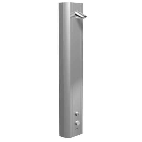 self-closing shower column / commercial